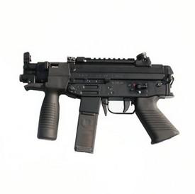 Пистолет-пулемет FAMAE SAF Mini является укороченной версией чилийского пистолета-пулемета FAMAE SAF