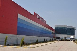 Оружейная фабрика Sarsilmaz. Производственный корпус