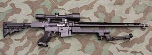 Phantom 57 обновленная версия швейцарской штурмовой винтовки Stgw57