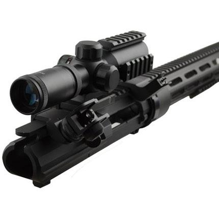 Наклонные прицелы для винтовок на платформе AR под углом 45 градусов