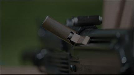 Новая крышка ствольной коробки для АК от компании Davis Tactical