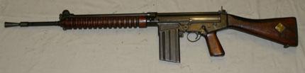 FN FAL прототип (Бельгия)