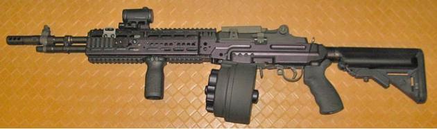 M1A black