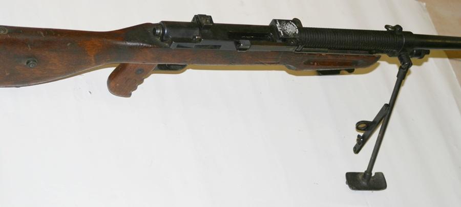 Ручной пулемёт Mendoza (Мексика). Забытое оружие