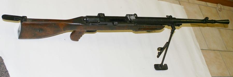 Ручной пулемёт Mendoza (Мексика). Пулемет из частной коллекции