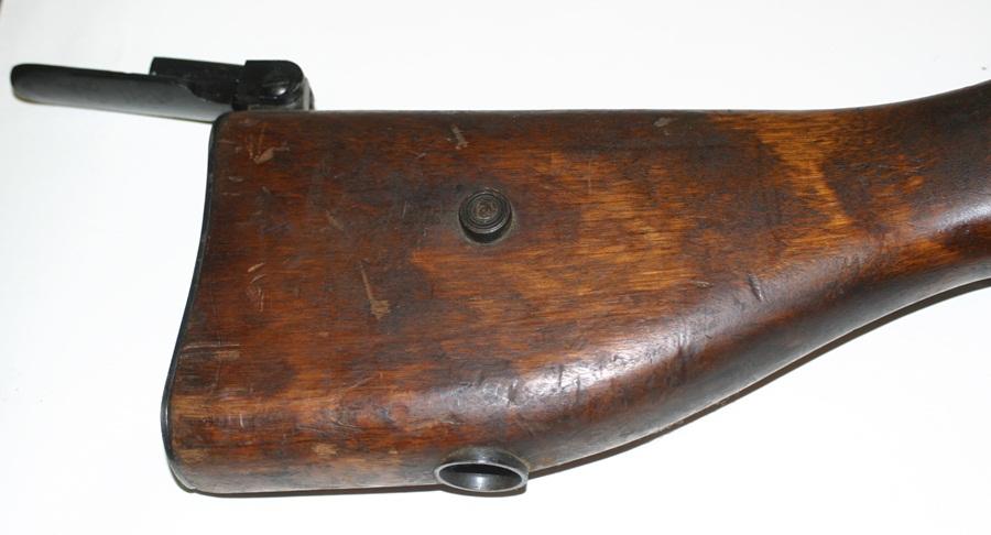 Ручной пулемёт Mendoza. Приклад