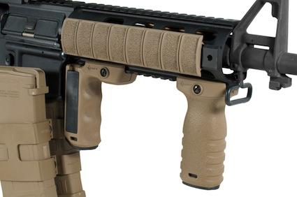 Вертикальная рукоятка MFT - RSG (React Short Grip)
