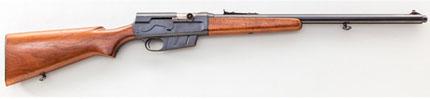 Полуавтоматическая винтовка Remington Model 8