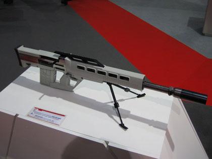 полуавтоматическая винтовка SKW-338 BORT под патрон 338 Lapua Magnum (8.6х70 мм)