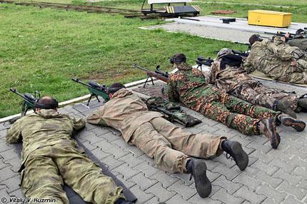 Соревнования по Снайпингу, посвященные празднованию Дня оружейника