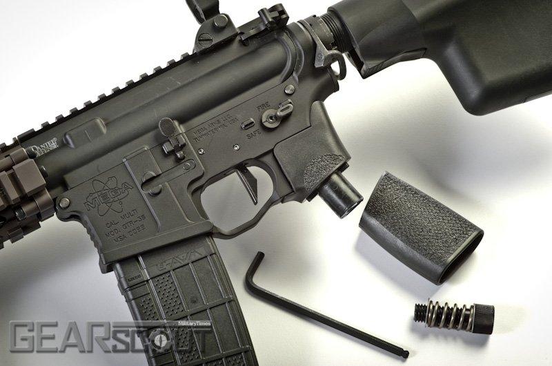 Пистолетная рукоятка BG-FG Flip Grip. Принадлежности и инструмент для установки рукоятки