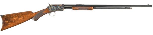 Винтовка Winchester Model 1890 с продольно скользящим затвором