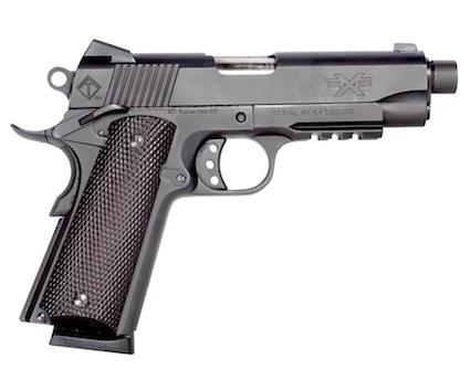 Тактический пистолет FX45-K с глушителем