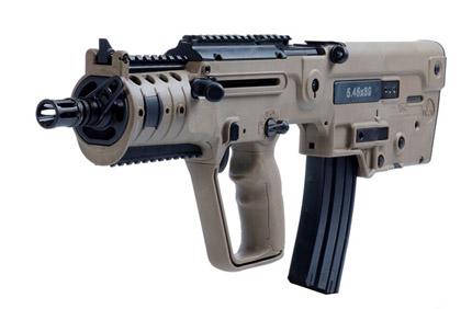 Штурмовая винтовка X95 (Израиль)