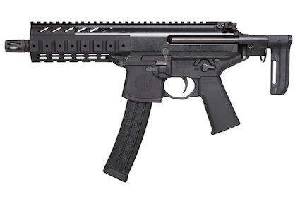 Новый пистолет-пулемет SiG Sauer