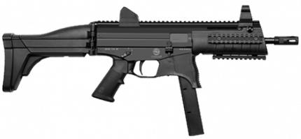 Пистолет-пулемет SMT (Бразилия) от компании Forjas Taurus
