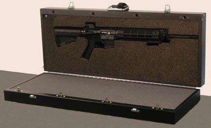 Алюминиевый кейс для штурмовой винтовки