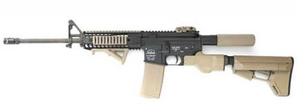Вот такая штурмовая винтовка считается легальным оружием в штате Калифорния