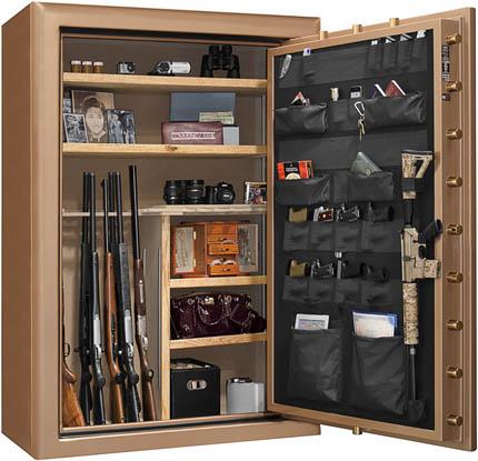 Оружейные шкафы-сейфы