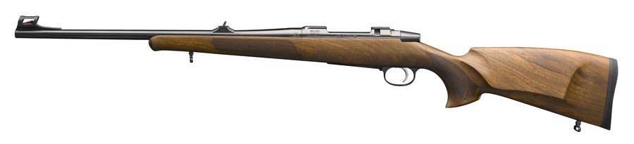 Магазинная винтовка Ceska Zbrojovka CZ 557. Вид слева