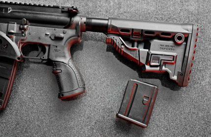 приклад GL-MAG для винтовок AR-15 от компания Mako Group