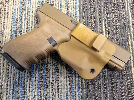 Alamo Tactical кобура с минимальным размером для пистолетов Glock