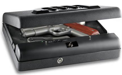 Кейс для хранения пистолета