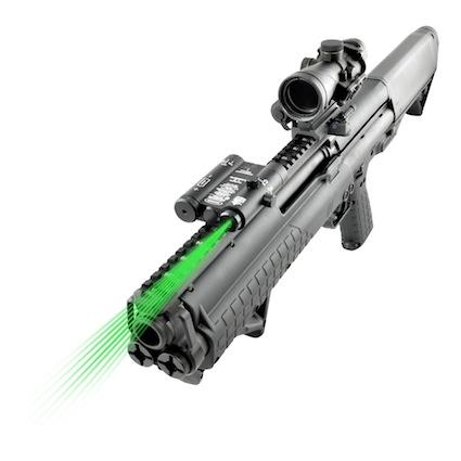 Уникальный лазерный целеуказатель от компании LaserLyte для всех типов винтовок и дробовиков с монтажной планкой