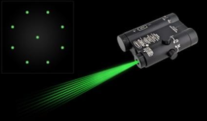 Лазерный целеуказатель Kryptonyte Center Mass LaserLyte C-15