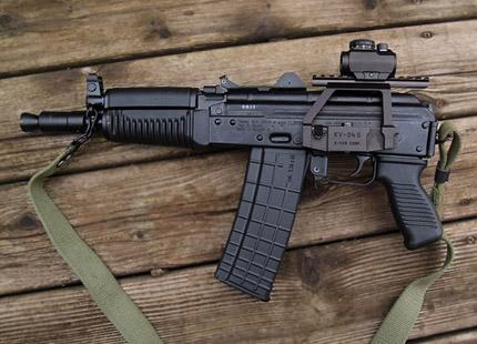 Пистолет SLRT-106UR калибром 5.56х45 мм от Arsenal Inc.