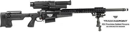 XS1 тактическая винтовка по патрон .338 Lapua Magnum