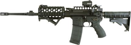 Винтовка MCR (Mission-Configurable Rifle) от компании Ares Defense