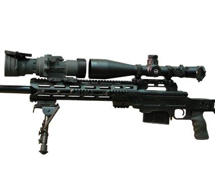 Низкопрофильный прицел ночного видения SXR Long Range от компании S.P.A Defense