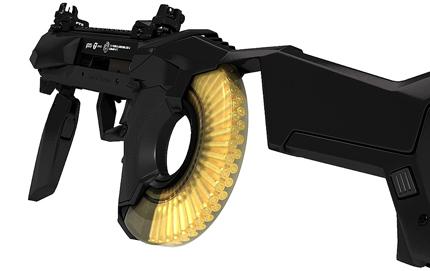 THOR -уникальное оружие с уникальной огневой мощью