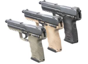 HK45T доступен с рамой в трех цветовых исполнениях (зеленая, желто-коричневый и черная)
