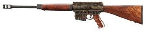 Произведение оружейного искусства винтовка Turnbull TAR-10