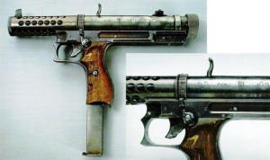 Пистолет-пулемет Vladas конструкции Альгирдаса Петресевичуса