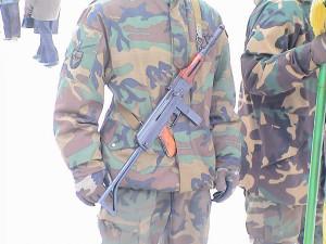 Пистолет-пулемет Vytis конструкции Альгирдаса Петресевичуса