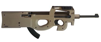 Набор для конверсии винтовки Ruger 10/22 в реплику пистолет-пулемет FN P90