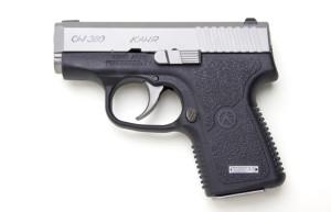 Микро-компактных пистолетов двойного действия -  Kahr CW380