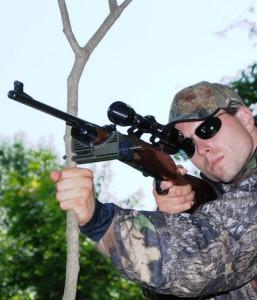 Little Sure Shot Gun Rests - Малая Оружейная Опора Для Уверенной Стрельбы