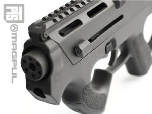 Концепт персонального оружия самообороны PDS от компании Magpul