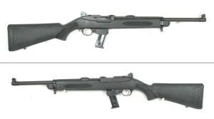 Полицейский карабин Ruger PC под пистолетные патроны