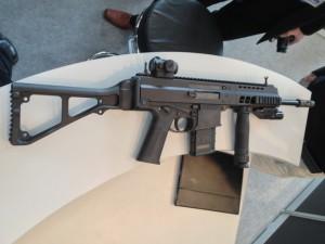 Прототип винтовки APC223 от компании Brugger & Thomet (B&T) под патрон . 223 Remington