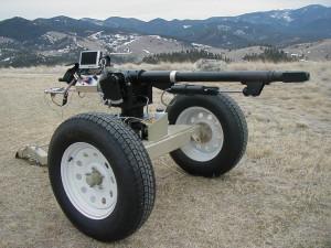 GH-1 - 20 мм пушка для гражданского рынка