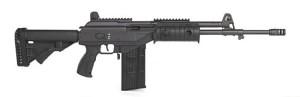 Израильская винтовка ACE 52 под патрон калибром 7.62 мм