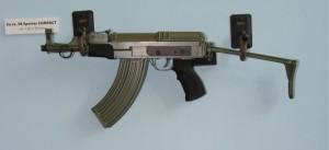 Чешский карабин Czech Small Arms на платформе vz. 58