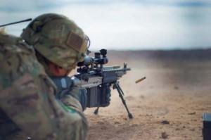 Саперы из ВВС США приняли на вооружение модернизированную винтовку Mk14 EBR