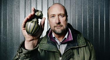 Шведская ручная граната воздушного подрыва Air Burst Hand Grenade