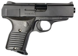 "Cobra Freedom FS 380ACP Model, 3.5"" Black"
